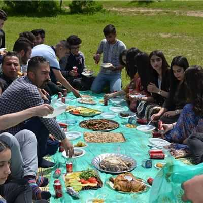 SARDAM STUDENTS ENJOY PICNIC IN BALATE
