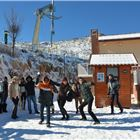 Students and Teachers Visit Korek Mountain