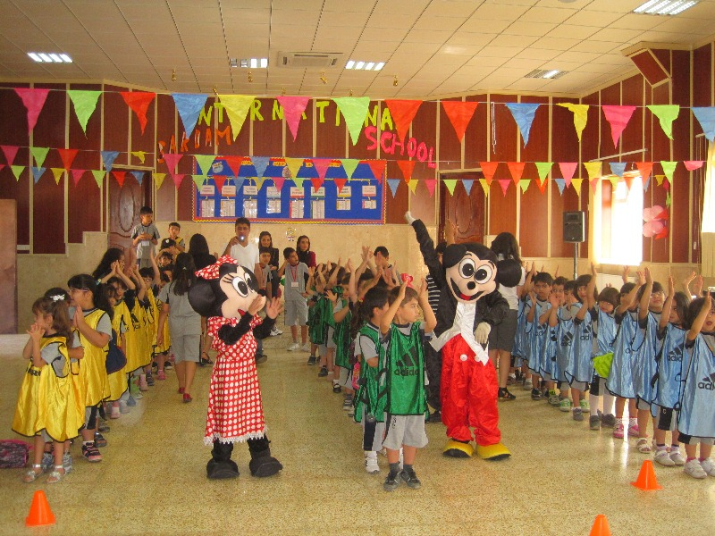 KG2 Fun Day