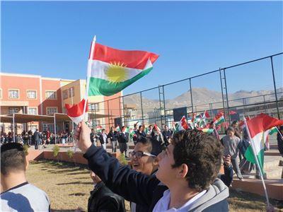 Celebrates Flag Day