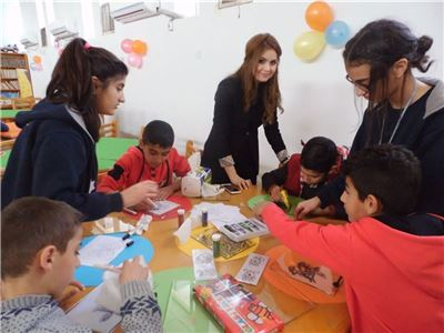 Sardam Prefects Help Orphans