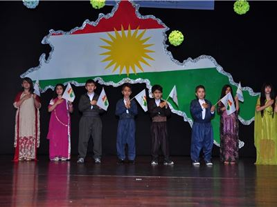 KG2-Grade 4 Perform in Annual Spring Concert at Sardam International School