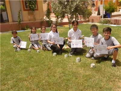 Sardam Students Receive Role Model Awards