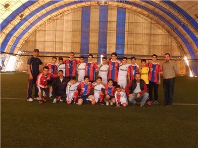 Sardam Organize Football Competition