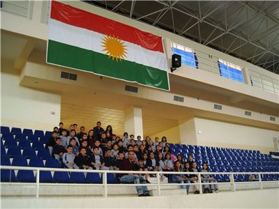 Visit Duhok College of Sport