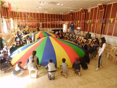 Parachute Day