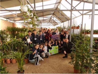 Green House Visit