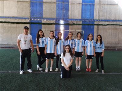 Sardam International School Organizes Football Competition for Girls