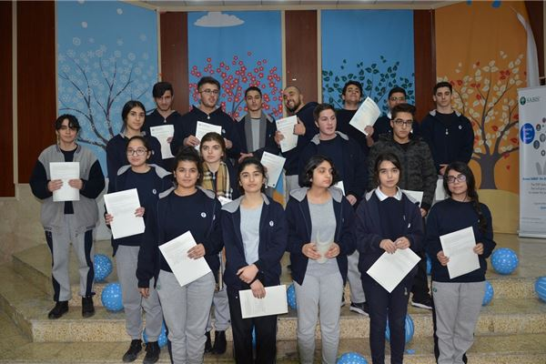 Sardam IGCSE Ceremony for Grade 11