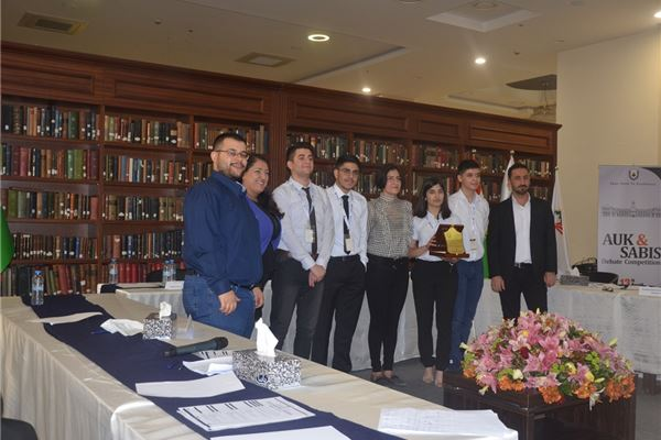 Students at Sardam International School Participate in a Friendly Debate Competition