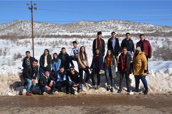 SNOW TRIPS FOR SARDAM STUDENTS